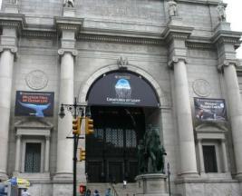 AMNH facade